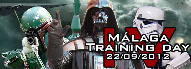 starwars training day-malaga