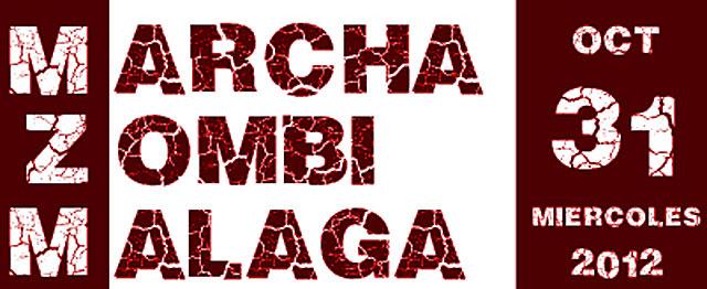 marcha zombi malaga-2012
