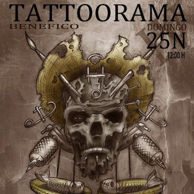tattoorama malaga