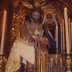 semana santa malaga-columna