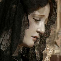 semana santa malaga-dolores del puente