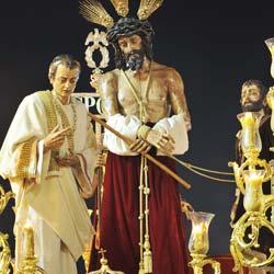 semana santa malaga-humildad
