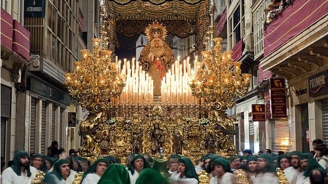 semana santa malaga-jueves santo