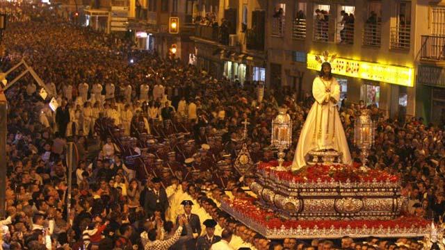 semana santa malaga-lunes santo
