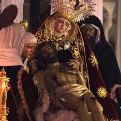 semana santa malaga-monte calvario