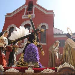 semana santa malaga-salutacion