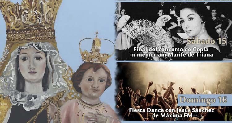 Feria Rincón de la Victoria 2017 Virgen del Carmen