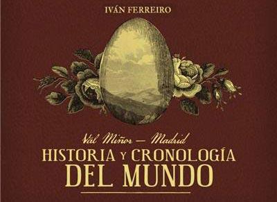 ivan ferreiro-val minor madrid-historia y cronologia del mundo-portada