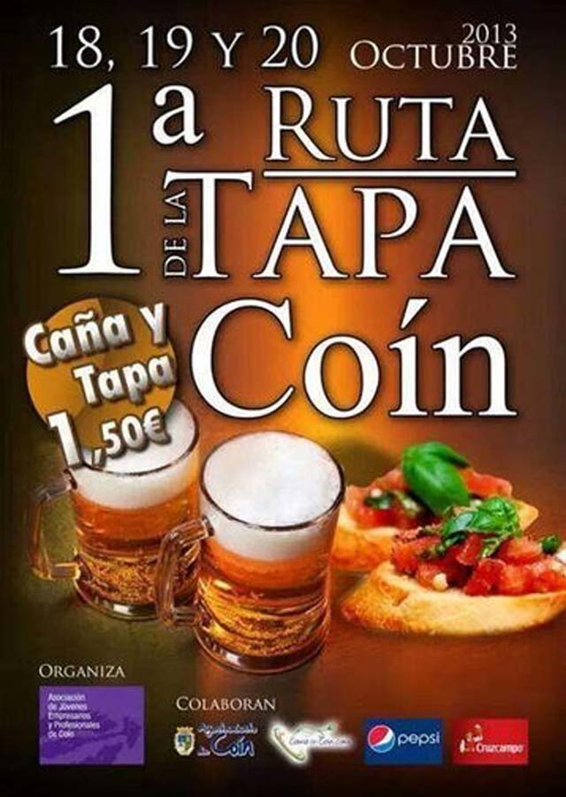 I Ruta tapa Coin 2013