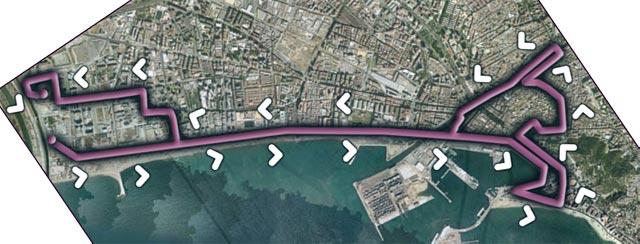 media-maraton-malaga-2014-recorrido