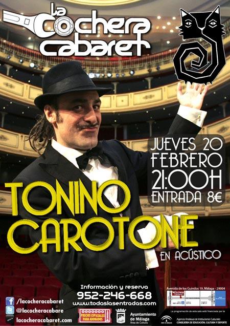 tonino-carotone-cochera-cabaret-cartel-2014