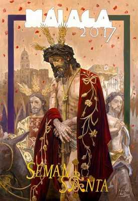 Cartel de la Semana Santa de Málaga 2017