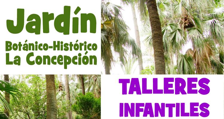 Jard n bot nico talleres infantiles semana santa for Jardin botanico talleres