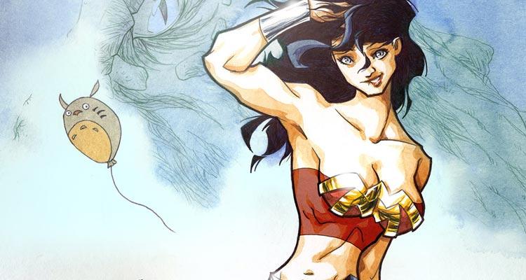 Salón del cómic, manga y animación de Málaga. Animacomic 2014