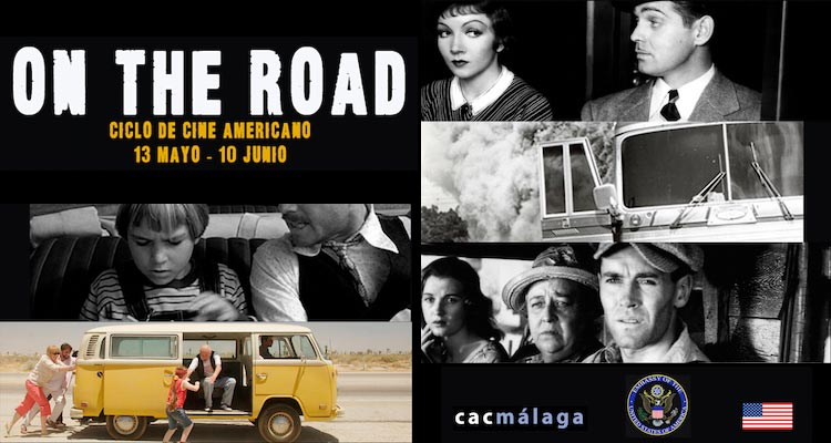 On The Road. Ciclo de cine americano en el CAC Málaga 2014