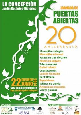 CARTEL DPA 20 ANIVERSARIO