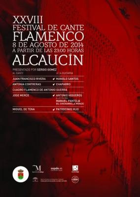 Festival cante flamencoalcaucin