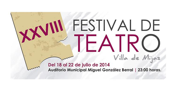 Festival de Teatro Villa de Mijas 2014