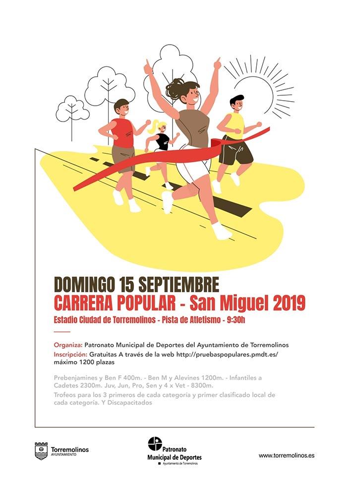 Carrera San Miguel Torremolios 2019