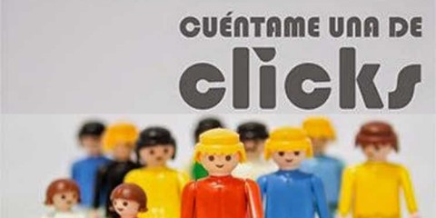 Cartel cuentameuna de clicks