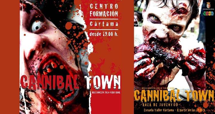 Cannival Town - Halloween 2014 Cártama