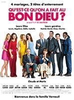 Qu'est-ce qu'on a fait au Bon Dieu? - Festival de Cine Francés de Málaga 2014