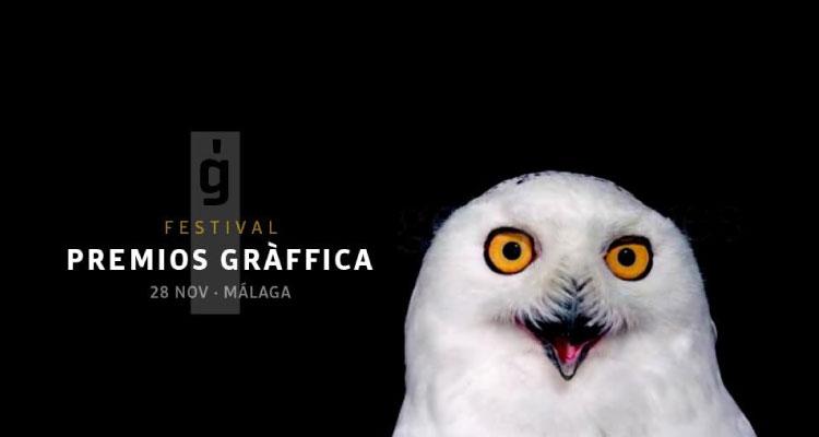 Festival de Premios Gràffica 2014 en Málaga