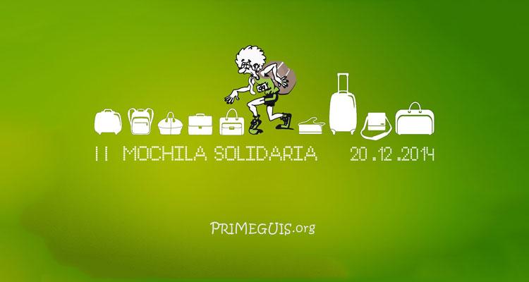 II Mochila Solidaria 2014