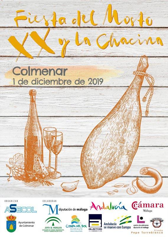 Fiesta del Mosto y la Chacina de Colmenar 2019