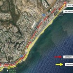 Recorrido Carrera a Pie de Steelives Half Triathlon Mijas 2015
