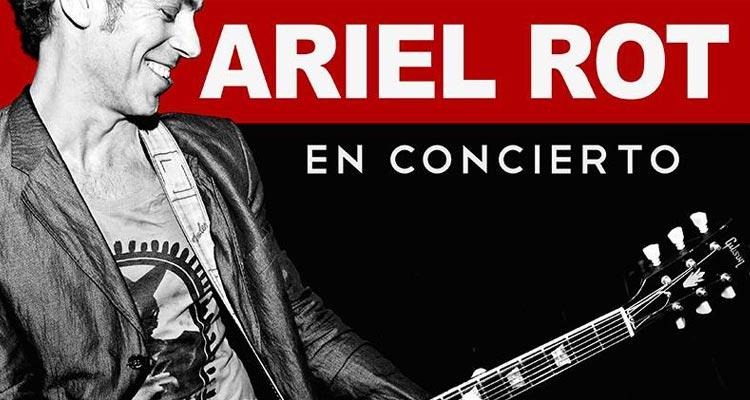 Concierto Ariel Rot Málaga 2015