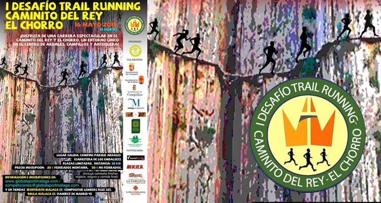 Trail Running Caminito del Rey - El Chorro 2015