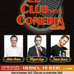Club de la Comedia Festival Teatro Mijas 2015
