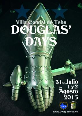 Douglas' Day Teba 2015. Jornadas Escocesas