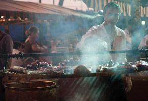 Gastronomía en Festival Frigiliana 3 Culturas 2015
