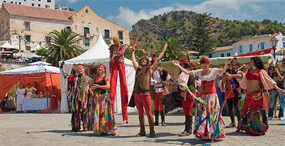 Mercado Festival Frigiliana 3 Culturas 2015