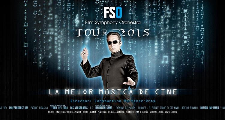 FSO 2015 Málaga. Film Symphony Orchestra. La mejor música de cine