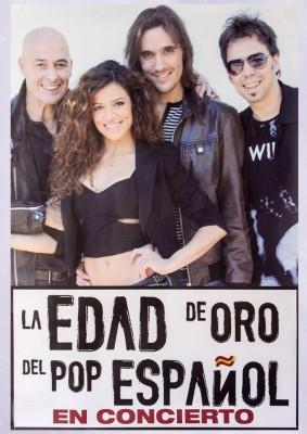 La Edad de Oro del Pop Español en la Feria de Periana 2015