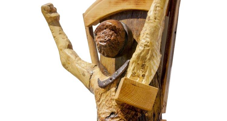 Exposición Raíces de Otro Tiempo de Eugenio de la Torre