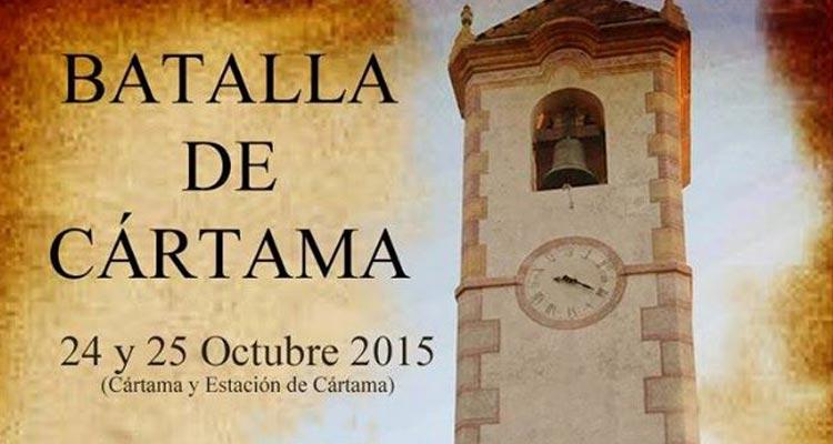 Recreación Batalla de Cártama 2015