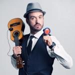 Alex O'Doguerty en el Festival Cabaret Marbella 2015