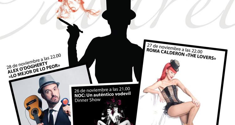 Festival Cabaret Marbella 2015