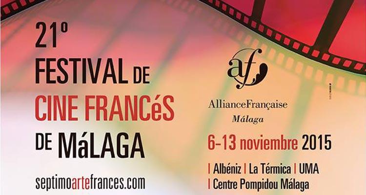 Festival de Cine Francés de Málaga 2015