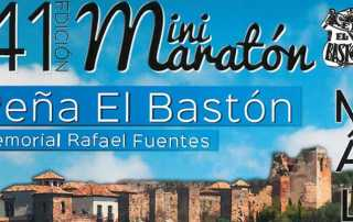 Mini Maratón Peña El Bastón 2018