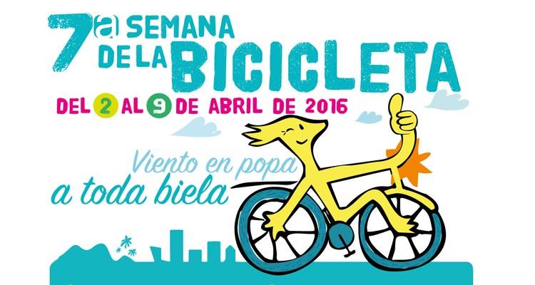 Semana de la Bicicleta Málaga 2016