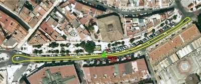 Circuito de 450 metros en la Carrera Urbana Arroyo de la Miel 2016