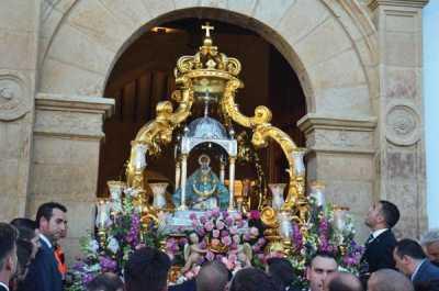 Bajada de la Virgen de los Remedios de la Ermita