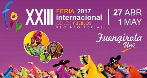 Feria de los Pueblos Fuengirola 2017