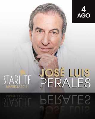José Luis Perales en Starlite Marbella 2016