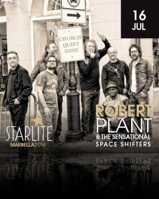 Robert Plant en Starlite Marbella 2016